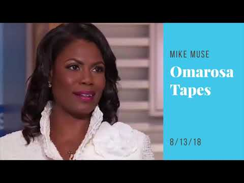 Political News Update: Omarosa Tapes