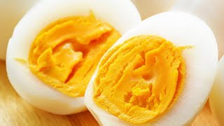 Eat One Boiled Egg a Day, See What Happens to You
