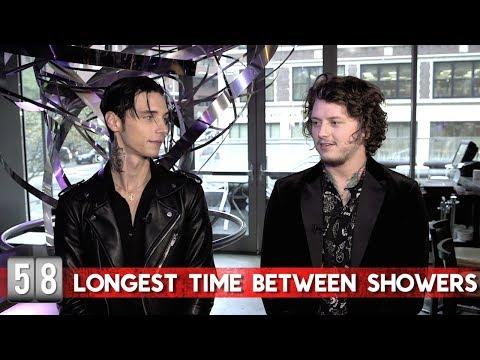 Hot Minute: Andy Biersack & Ben Bruce - American Satan Mp3
