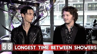 Video Hot Minute: Andy Biersack & Ben Bruce - American Satan download MP3, 3GP, MP4, WEBM, AVI, FLV Oktober 2018