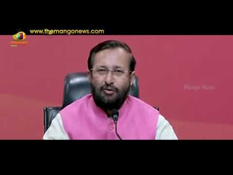 Prakash Javadekar About Mumbai Election Results At BJP Central Office | Mango News