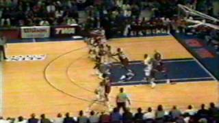 1990 Preseason NIT Championship - Arkansas vs Arizona
