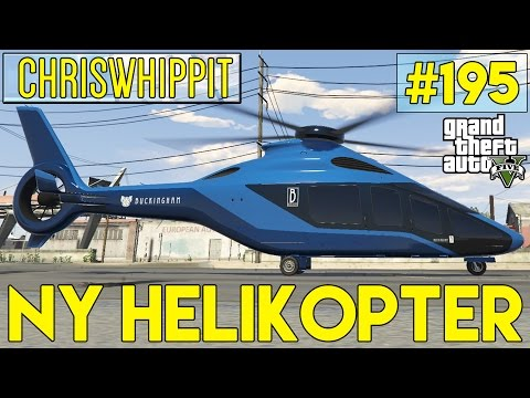 GTA 5 Online | UPDATE - FINANCE & FELONY | REAPER STYLING + NY HELIKOPTER med SoftisFFS  | #195