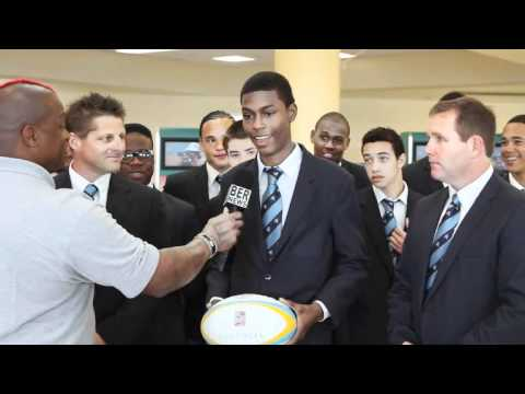 BRFU High School Rugby Tour Bermuda February 8 2012