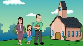 December 10  - Learning to Love Jesus (Children's Story)