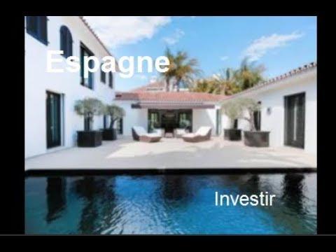 investir maison espagne