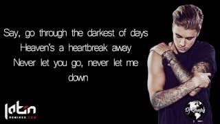 Justin Bieber - Let me Love U (Bachata Version)