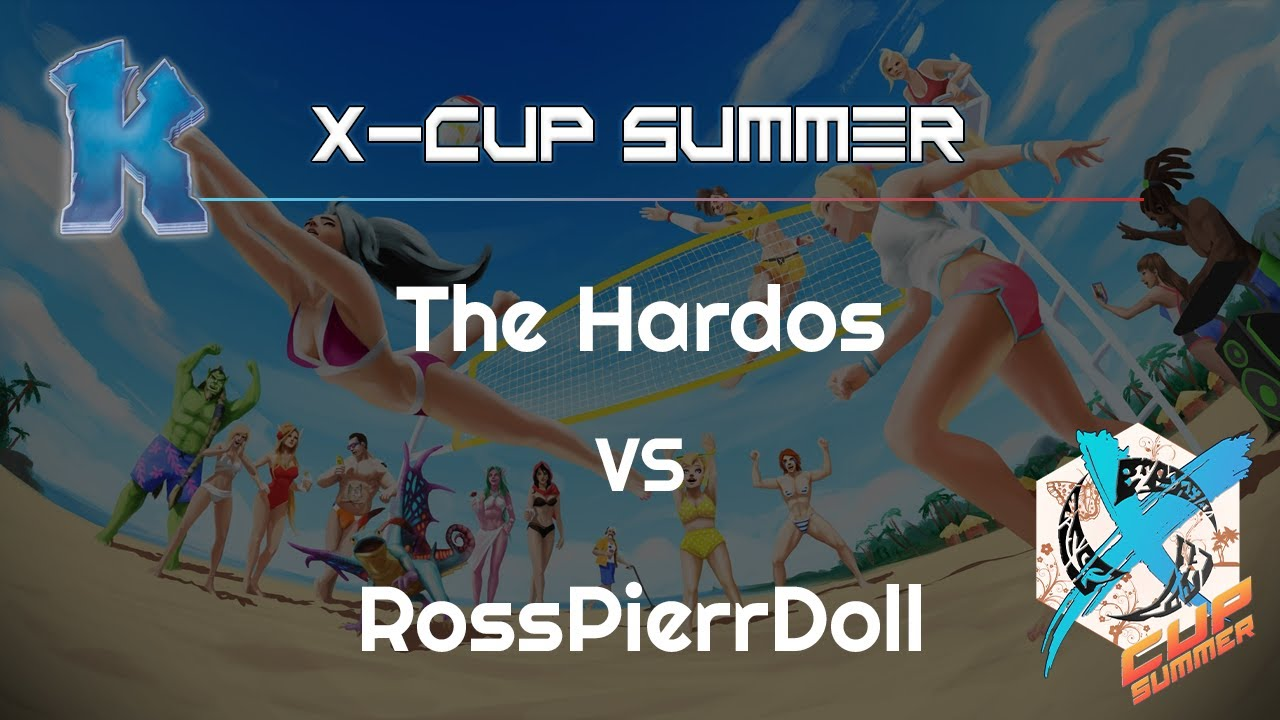 Hardos vs. RPD - X-Cup Qualifier - Heroes of the Storm