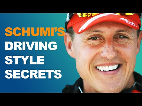 How Schumacher's Driving