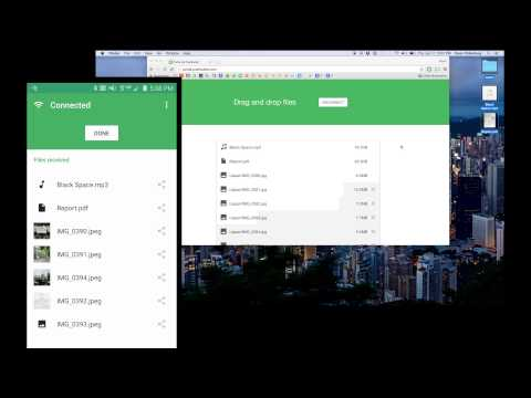 Introducing Portal, WiFi file transfers made easy