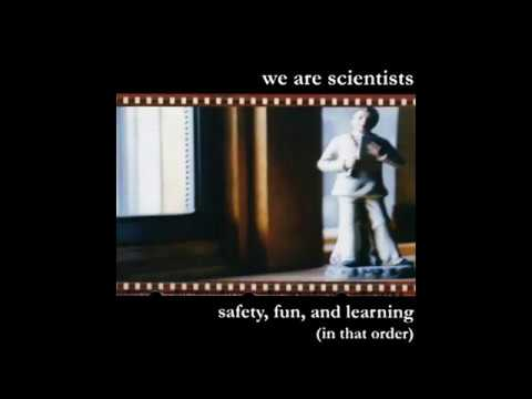 Клип We Are Scientists - The Trickster