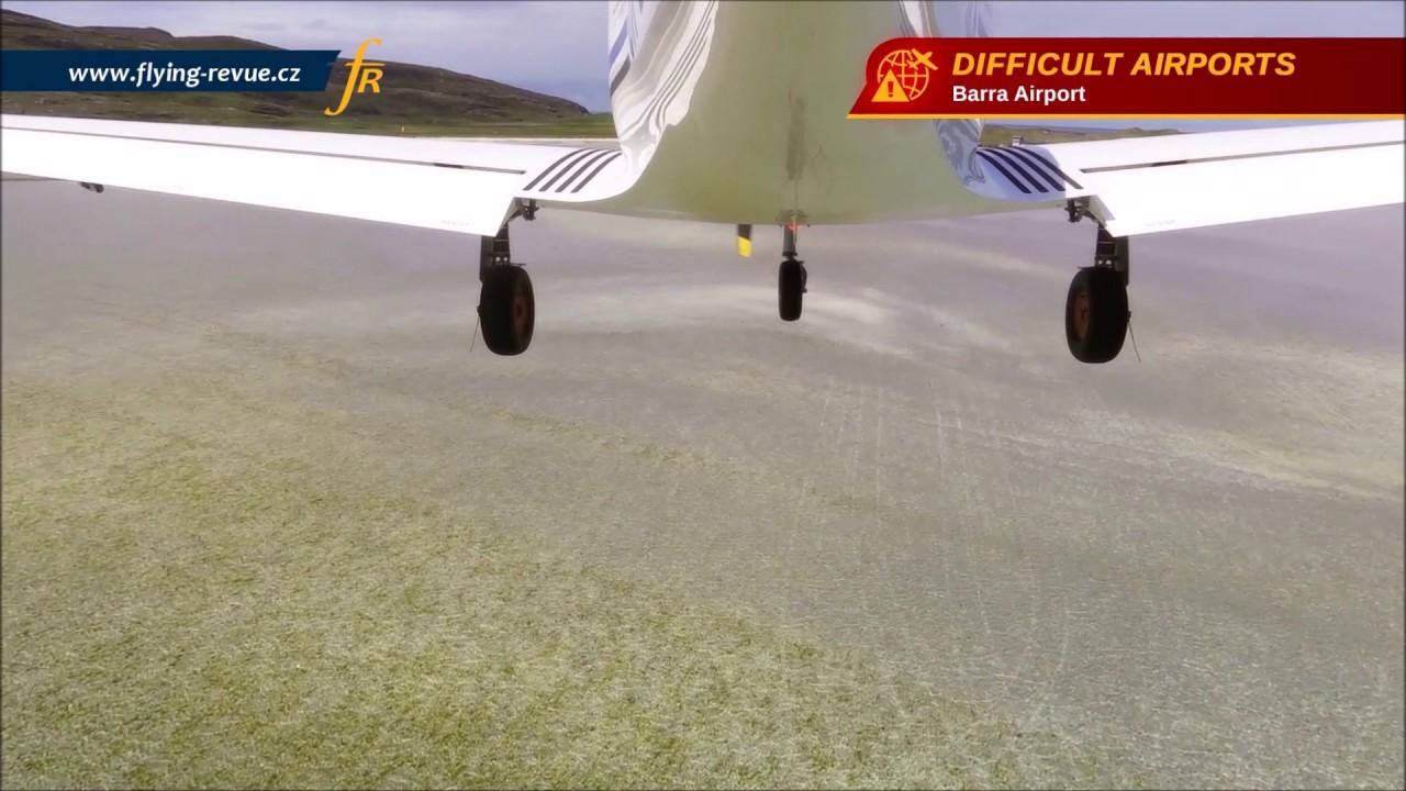 Video Přistání na 500 různých letištích světa