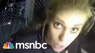 Watch: ESPN's Britt McHenry Insults Towing Company Employee | msnbc