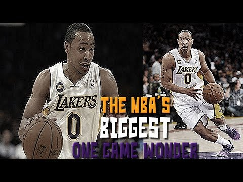 The NBAs BIGGEST One Game Wonder