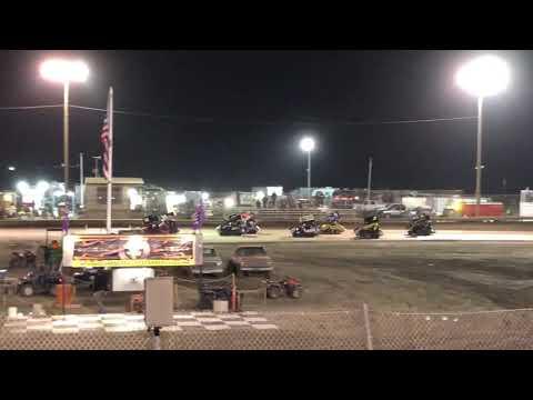 Lemoore Raceway Cal Cup 11/8/19 Stock Heat- Gauge