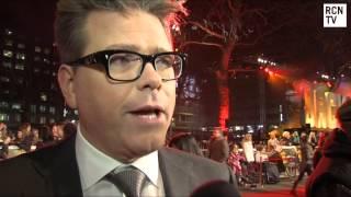 Director Christopher McQuarrie Interview Jack Reacher World Premiere