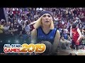 Vice Ganda brightens up the mood during the basketball game | All Star Games 2019