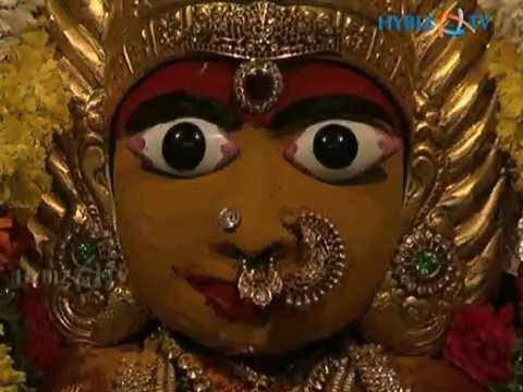 Secunderabad Ujjaini Mahankali Temple Bonalu Jathara Hybiz Tv