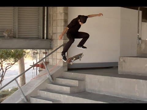 Yuto Horigome Nollie Front Foot Flip Raw Uncut