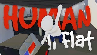 Human Fall Flat - PLAYING WITH FIRE!! (Human Fall Flat Gameplay) Part 6