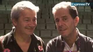 """Vai-se Andando"": José Pedro Gomes veste a pele do tuga"