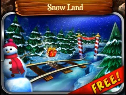Rail Rush - #4 Snow Land (Track Guide)