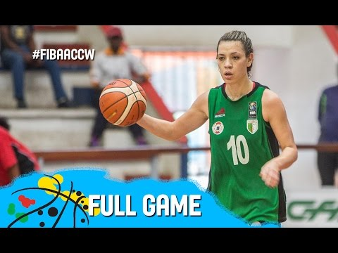 Kenya Ports Authority (KEN) v Gpt Sportif des Pétroliers (ALG) - Full Game - FIBAACCW 2016