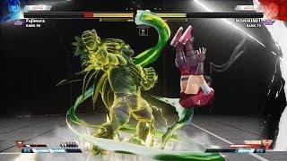 SFVAE - Fujimura (Ibuki) vs. Nishikin (Blanka)