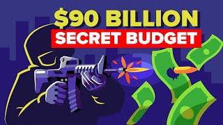 United States Secret $90 Billion Black Ops Budget