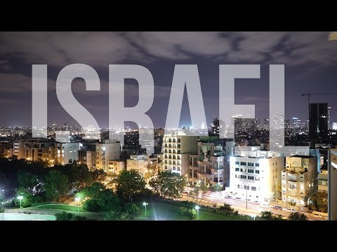 Travel Vlog ISRAEL Part 1