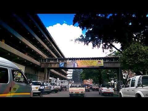 A documentary on Julius Nyerere Way, Harare, Zimbabwe