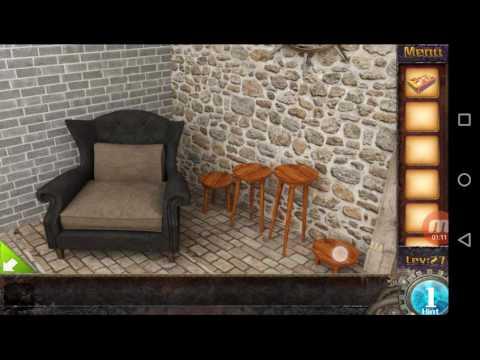 Escape Game The 50 Rooms 3 Level 27 Walkthrough Youtube
