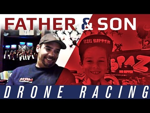 MultiGP News – Ep. 6 – Father & Son Drone Racers, Spec Racing Class, Drone Racing Power Couples