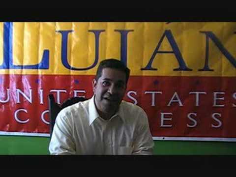 NM: Meet Ben Ray Lujan for U.S. Representative
