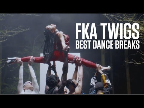 FKA Twigs Best Dance Breaks