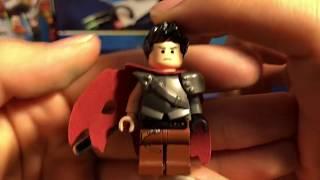 Lego Berserk - Мои Самодельные Минифигурки (обзор)