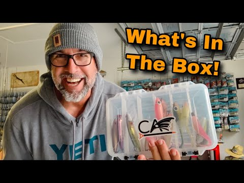 What's In My Trout Tackle Box?