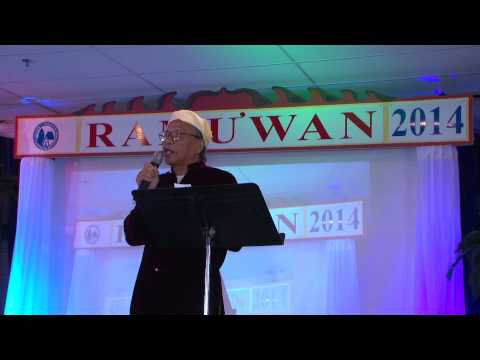 RAMƯWAN 2014 IN SACRAMENTO, USA-Part 1