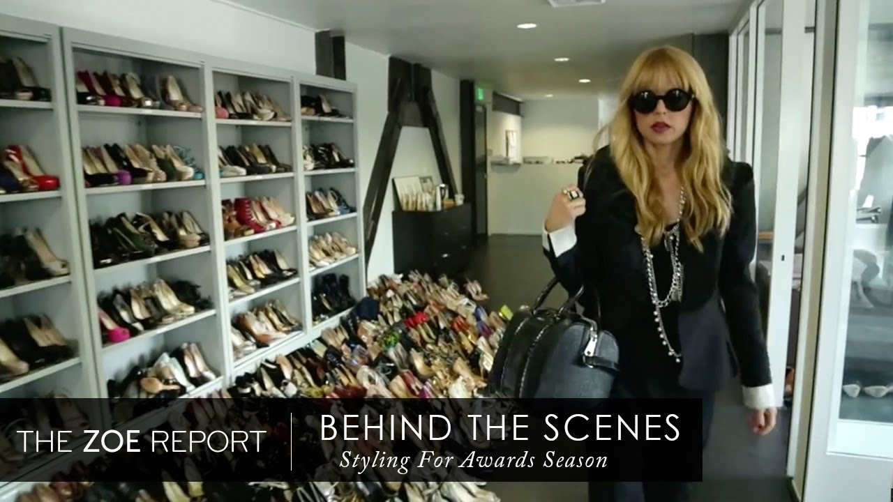 At The Office With Rachel Zoe Styling For Awards Season The Zoe Report By Rachel Zoe Youtube