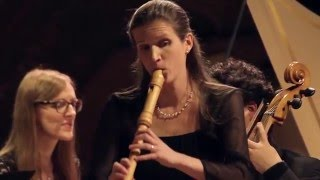 G.Ph. Telemann: Concerto for Traverso and Recorder in E minor, TWV 52:e1 - Bremer Barockorchester
