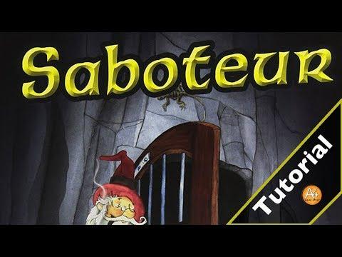 Tutorial - Saboteur