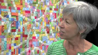 Karen Barr, 3rd Place Bed Quilts - Hand Quilted, Aqs Quiltweek® -- Des Moines, Iowa 2013