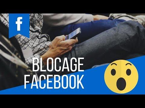Séminaire 20 - Comment éviter le blocage Facebook