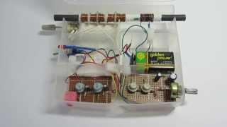 видео Схемы детекторов с умножением напряжения