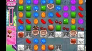 Candy Crush Saga Level 413 Tutorial: No Booster 3 Stars