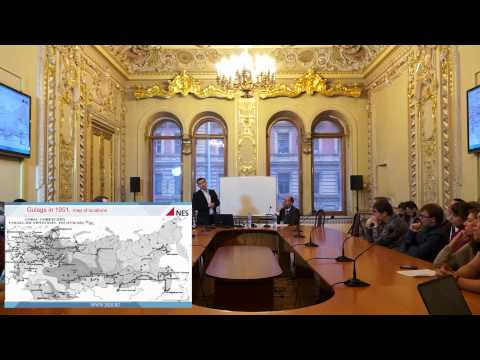 Simeon Djankov. Russian Economic History: An Open Area for R
