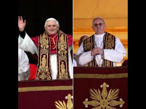 """""""Bombshell From Vatican: Francis & Benedict XVI In Complete Disagreement"""""""