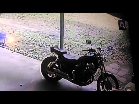 Thief in Texarkana stealing my son's bicycle