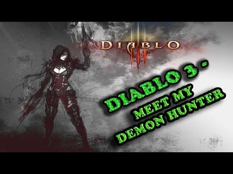 Diablo  Demon Hunter Rain Of Vengeance Build