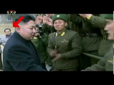 Kim Jong-un's executed uncle airbrushed from film